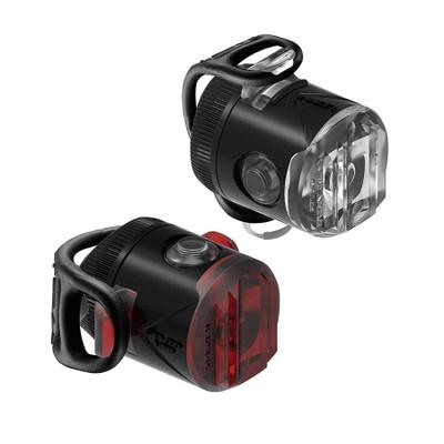Lezyne Femto USB Light Set front rear sport factory