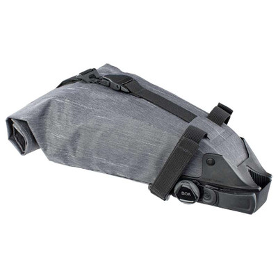 EVOC Boa Seat Pack Large 3L gray sport factory