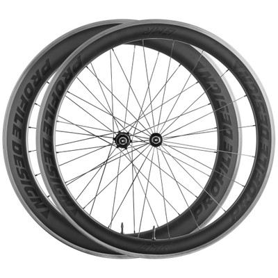 Profile Design GMR 50/65 Tubeless Rim Brake Wheelset sport factory
