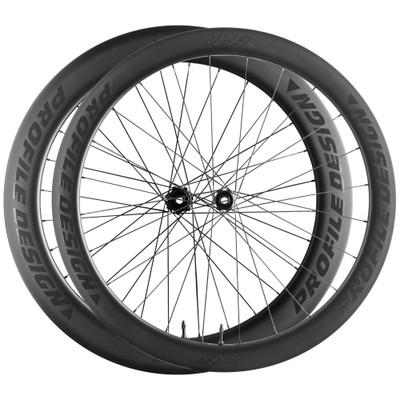 Profile Design GMR 50/65 Tubeless Disc Brake Wheelset sport factory