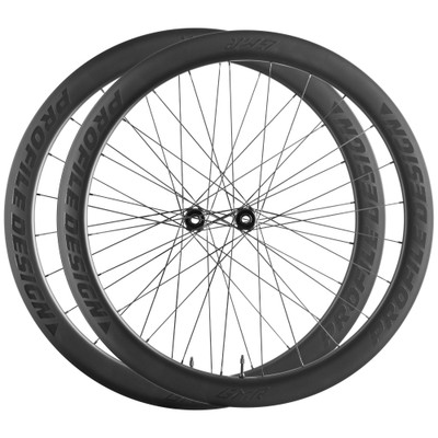Profile Design GMR 50 Tubeless Disc Brake Wheelset sport factory