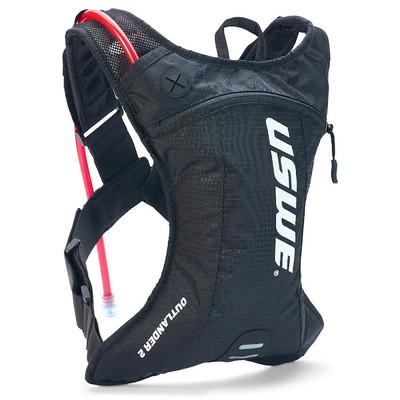USWE Outlander 2 Backpack carbon black sport factory