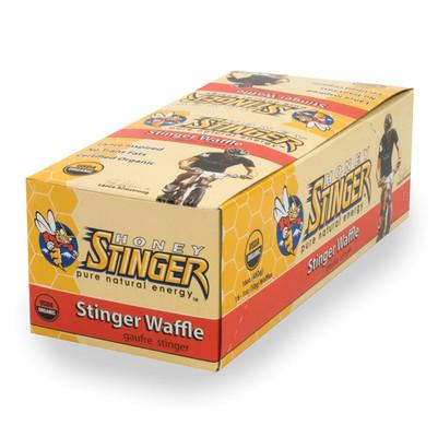 honey stinger energy waffles
