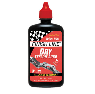 Finish Line Dry Lube 4 oz. Squeeze sport factory