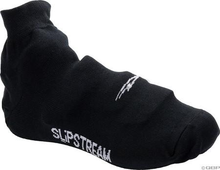 Defeet Slipstream Bootie for cycling aerodynamics