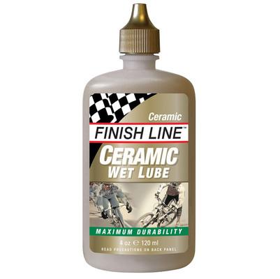 Finish Line Ceramic Wet Lube 4oz Squeeze