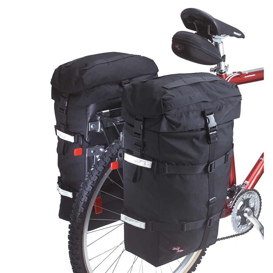 Racks, Panniers, Bikepacking