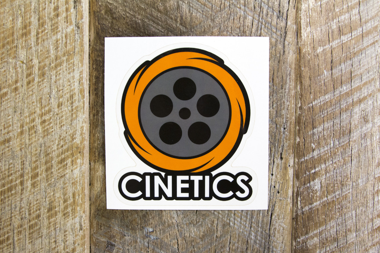 Cinetics Sticker