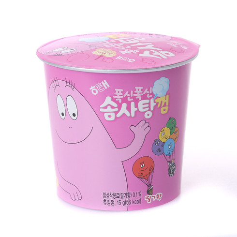 Haitai K Food Korean Food Korean Snack Cotton Candy Chewing Gum 15g Korea Discount Sale Kds