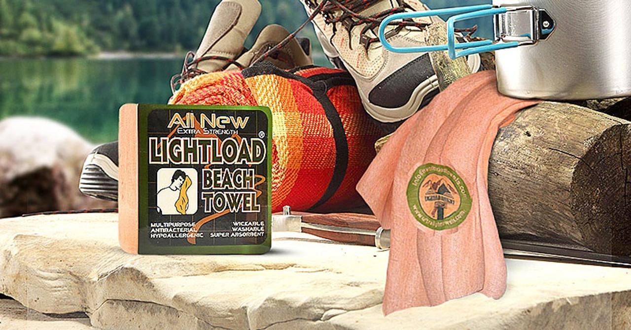 Lightload Beach Towels
