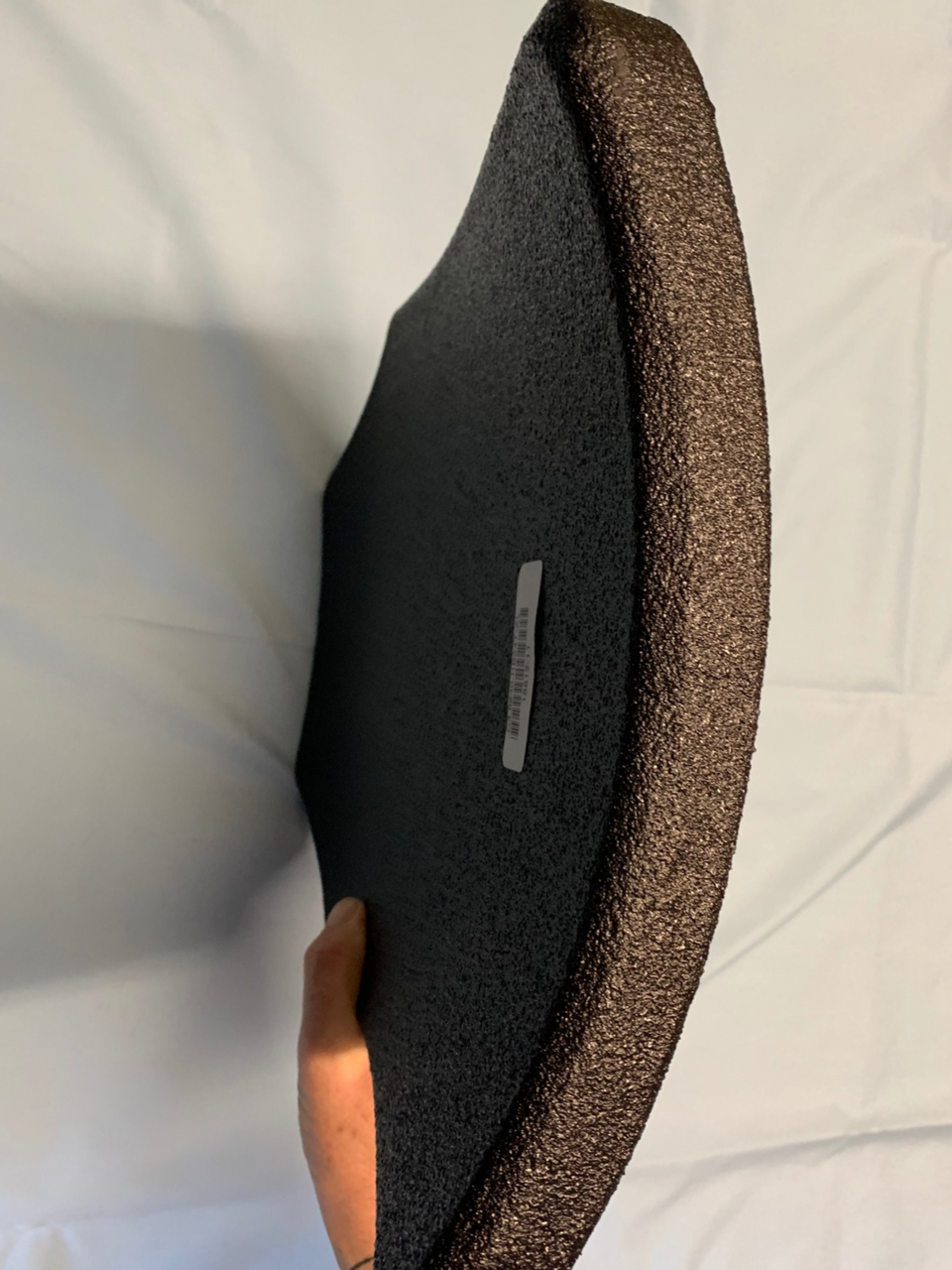 "Level III Lightweight UHMWPE Rifle Plate 10"" x 12"" SAPI"