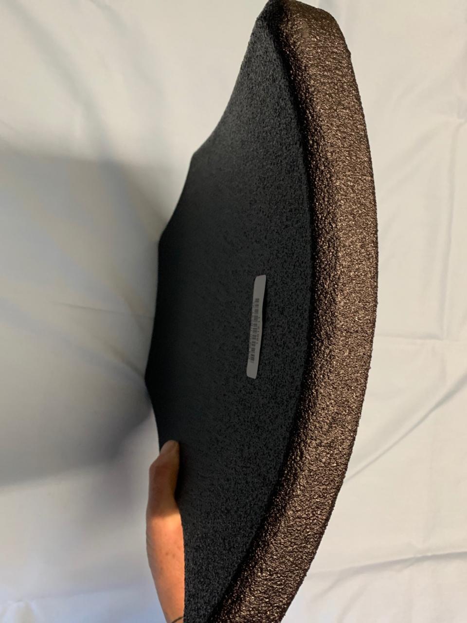"Level III Lightweight UHMWPE Rifle Plate 11"" x 14"" SAPI"