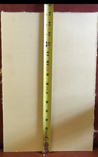 """Kevlar Panel NIJ IIIA 10"""" x 15"""""""