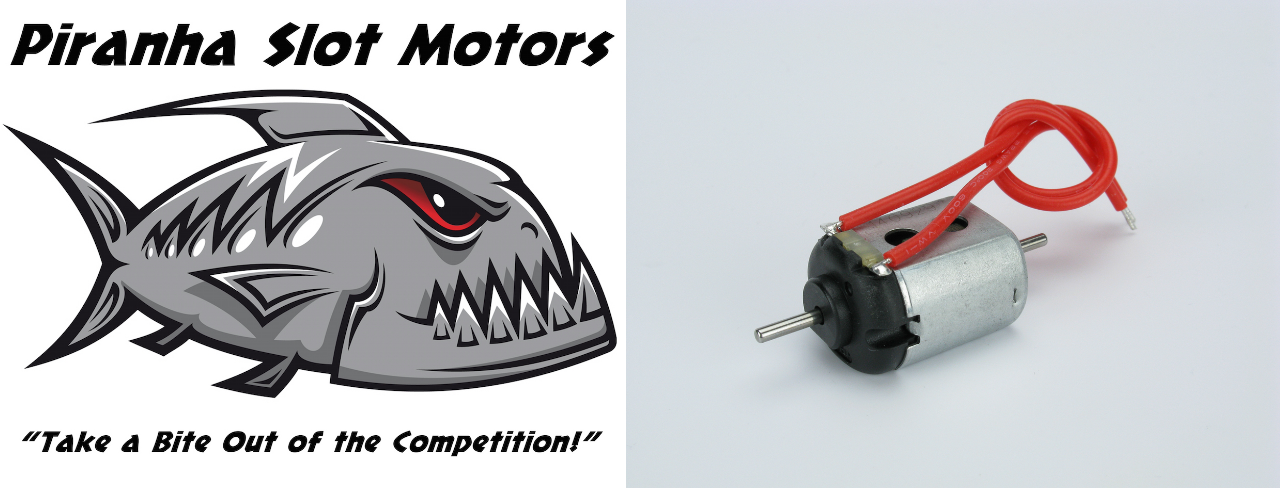 Piranha Slot Motors Take a Bite out the Competition