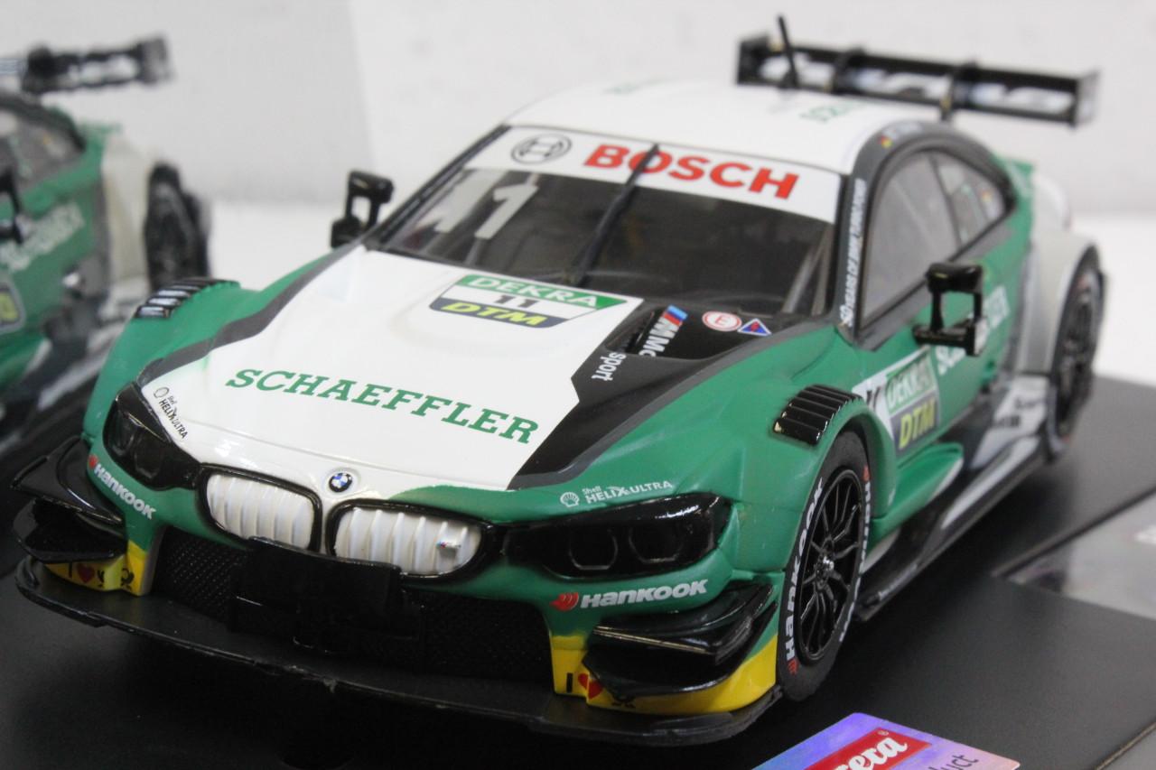 """BMW M4 /""""M.Wittmann/"""", Carrera Digital132 DTM /""""Audi RS  """"R.Rast"""