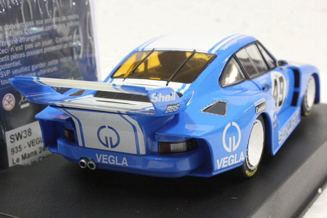 SIDEWAYS SW38 PORSCHE 935//77 VEGLA RACING GROUP 5 NEW 1//32 SLOT CAR