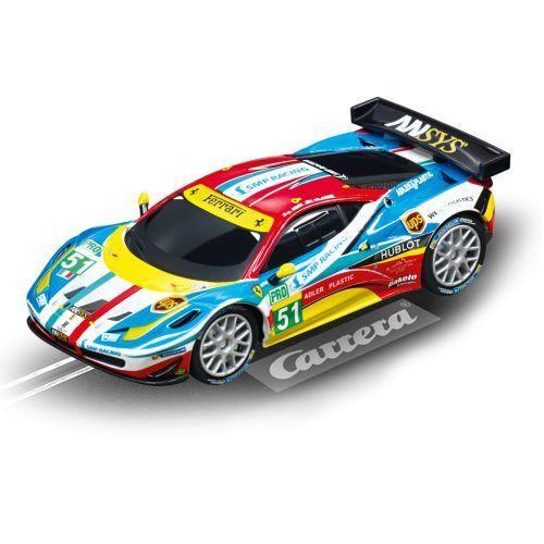 """64053 Carrera Go!!! Ferrari 458 Italia GT2 """"AF Corse"""" 1:43 Slot Car"""