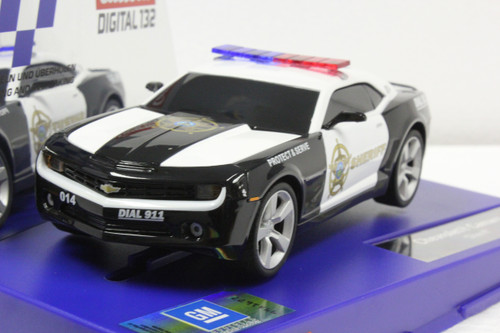 30756 Carrera Digital 132 Chevy Camaro Sheriff