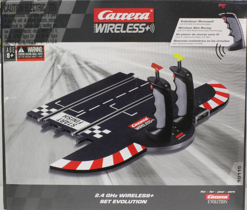 10115 Carrera EVOLUTION 132 Wireless 2.4 GHz Controller set 124/Digital 132