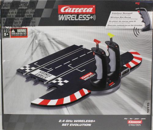 10115 Carrera EVOLUTION 132 Wireless 2.4 GHz Controller set 124/Digital 132