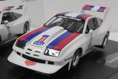 27581 Carrera Evolution Chevrolet Dekon Monza #1, 1:32 Slot Car