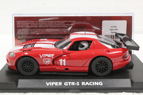 031201 Fly Dodge Viper GTR-S Racing BBS Wheels