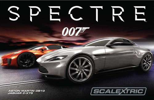 C1336T Scalextric James Bond - SPECTRE Set