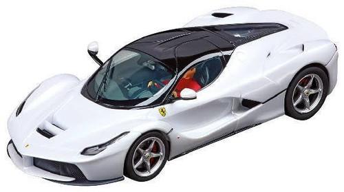 27478 Carrera Evolution Ferrari LaFerrari Metallic White 1/32 Slot Car