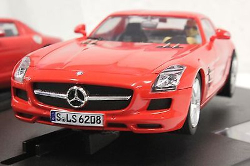 27344 Carrera Evolution AMG Mercedes SLS 1/32 Slot Car