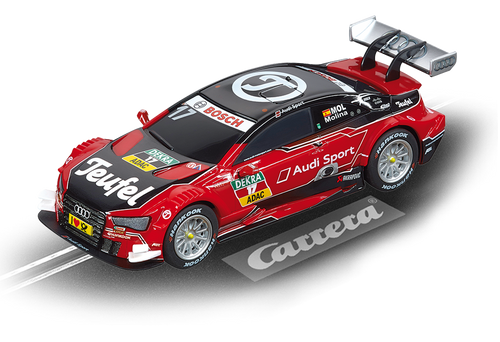 41397 Carrera Digital 143 Teufel Audi RS 5 DTM M. Molina, #11 1:43 Slot Car