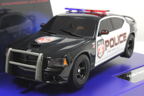 30441 Carrera Digital 132 Dodge Charger Police Car 1/32 Slot Car
