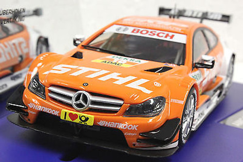 30710 Carrera Digital 132 AMG Mercedes C-Coupe DTM Stihl, #10 1/32 Slot Car