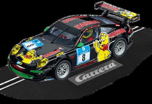 23809 Carrera Digital 124 Porsche GT3 RSR Haribo, #8 1/24 Slot Car