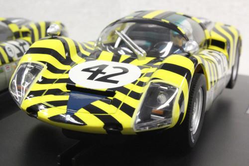 23813 Carrera Digital 124 Porsche Carrera 6, 12h Sebring, #42 1/24 Slot Car