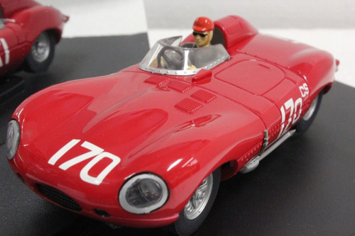 25709 Carrera Evolution Jaguar D-Type SCCA 1960, #170 1/32 Slot Car