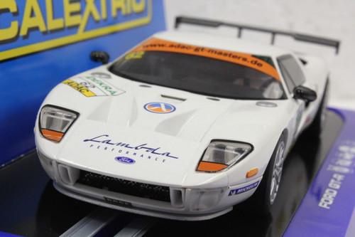 C3290 Scalextric Ford GT-R Lamba Performance, #62 1/32 Slot Car