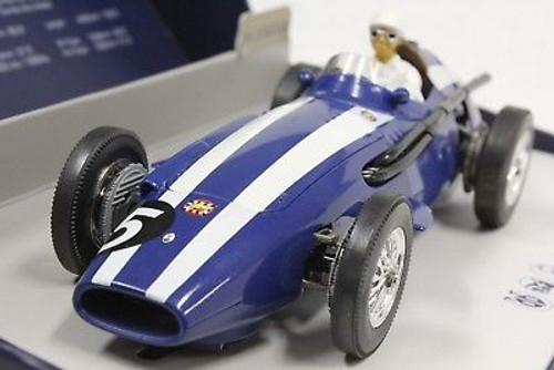C3481A Scalextric Maserati 250F F1 Shelby, #5 Limited Edition 1/32 Slot Car