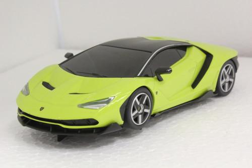 Scalextric C3957 Lamborghini Centrantrio Green 1/32 Slot Car *DPR*