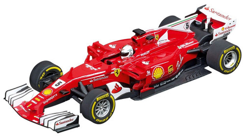 27575 Carrera Evolution Ferrari SF70H S. Vettel, #5 1/32 Slot Car