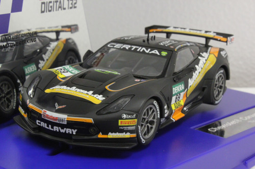 30845 Carrera Digital 132 Corvette C7.R, #69 1/32 Slot Car