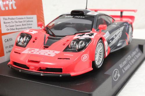 SICA10I Slot.it McLaren F1 GTR Le Mans 1997, #44 1/32 Slot Car
