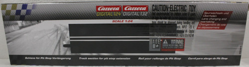 30341 Carrera Pit Stop Lane Extension for 1/24 & 1/32 Slot Car Tracks