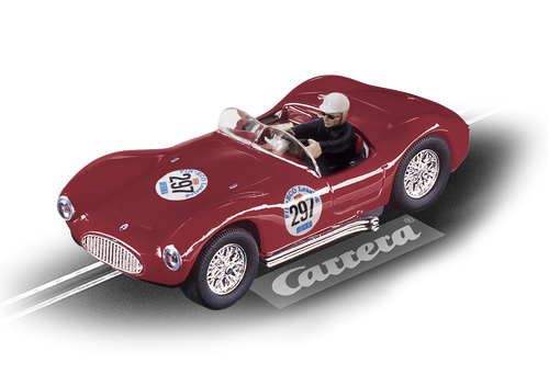 "25434 Carrera Evolution '96 Maserati A6 GCS ""Millie Miglia"", #297 1:32 Slot Car"