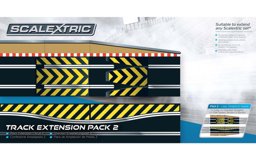 C8511 Scalextric Track Expansion Pack 2 1/32 Slot Car Track