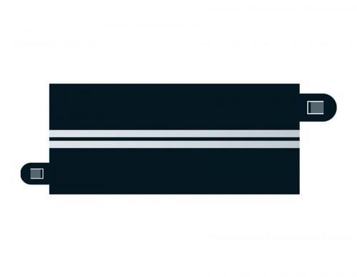 C7016 Scalextric (4) Single Lane Half-Straight 175mm 1:32 Slot Car Track