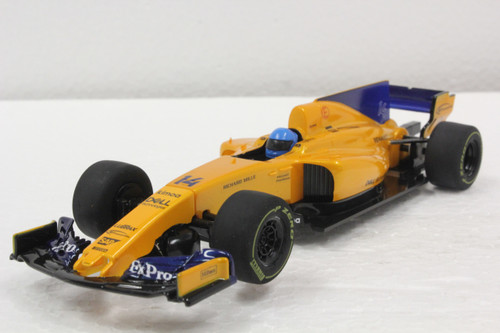 C4022 Scalextric McLaren F1 2018 1:32 Slot Car *DPR*