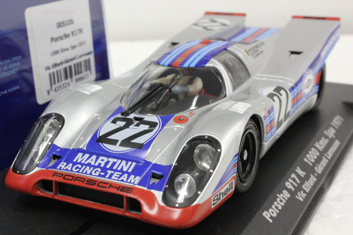 005105 Fly Porsche 917K 1000 Kms. Spa 1971 Vic Elford/Gerard Larrousse 1:32 Slot Car