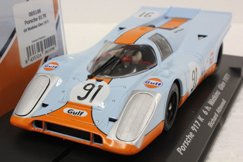 005106 Fly Porsche 917K 6H Watkins Glen 1971 Richard Attwood 1:32 Slot Car