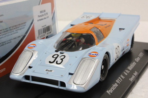 005108 Fly Porsche 917K 6H Watkins Glen 1971 Derek Bell 1:32 Slot Car