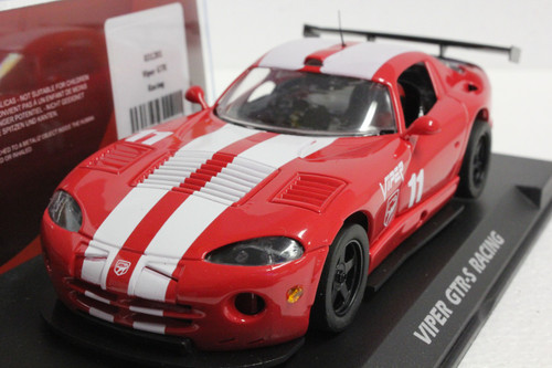 031201 Fly Dodge Viper GTR-S Racing 5-Spoke Wheels 1:32 Slot Car